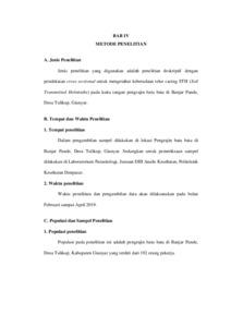 metoda infecției cu helmint